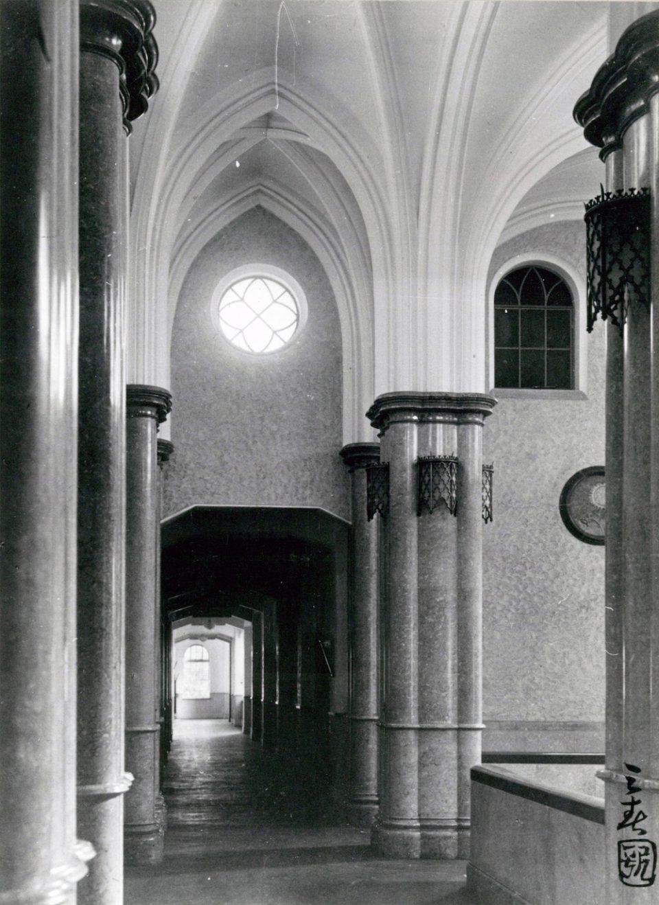 アインシュタイン・ドーム(写真: 北海道大学大学文書館提供)
